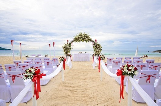 St Lucia Beach Wedding Weddings Luxurious Destination