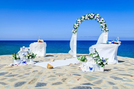 Plan Your Luxurious Destination Wedding In Crete